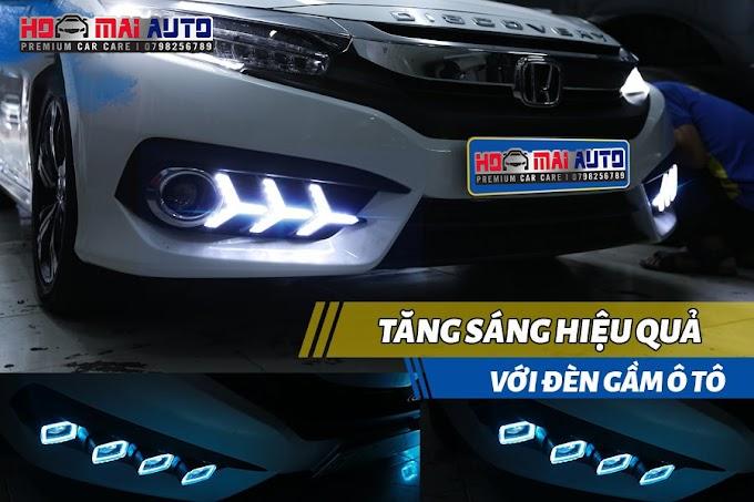 TỔNG HỢP ĐÈN LED GẦM TẠI AUTO365 NHA TRANG