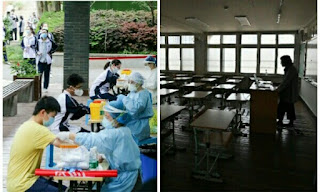 Schools Re-open in Wuhan on May 6 and South Korean students to begin returning to school from May 13