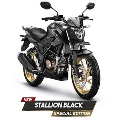 Harga Motor Honda CB150R StreetFire Tahun 2018