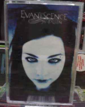 Kaset Evanescence - Fallen