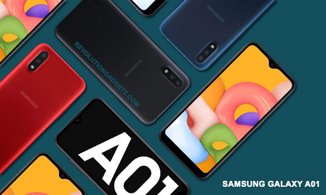 Spesifikasi dan Harga Samsung Galaxy A01, HP Murah Kualitas Bersaing