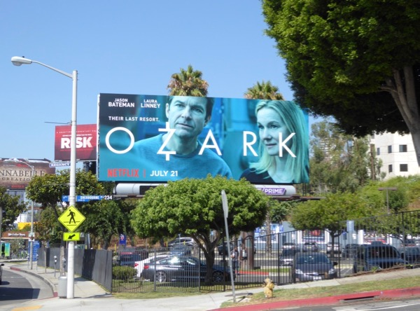 Ozark TV billboard