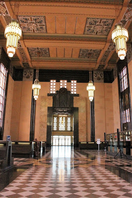 Climb Aboard History at The Durham Museum inside the renovated Omaha Union Station