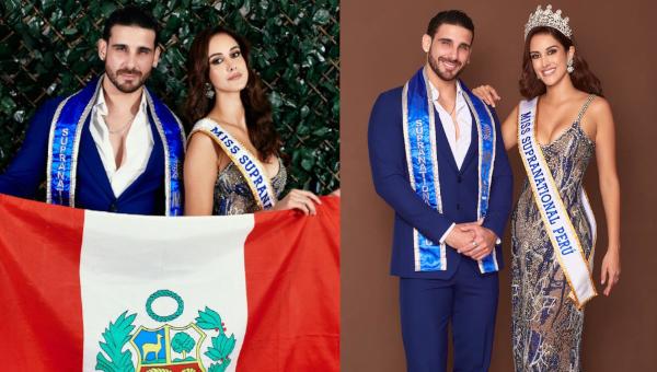 Solange Hermoza Rivera es Miss Supranational Perú 2020