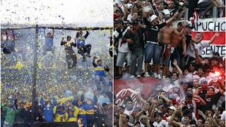 Boca Juniors vs River Plate Live
