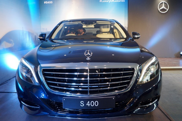 2017 Mercedes S400 Hybrid Pricing
