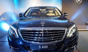 2017 Mercedes S400 Hybrid Price