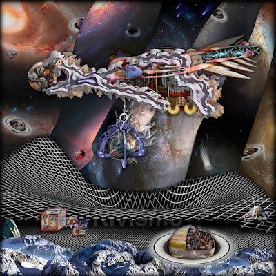 Experiential Universe. Obra de Ramón Rivas (Rivismo / España)