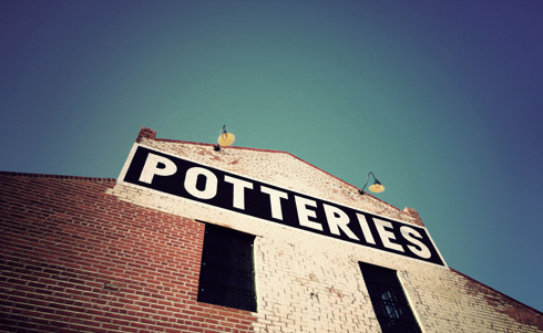 Medalta Potteries Medicine Hat Alberta