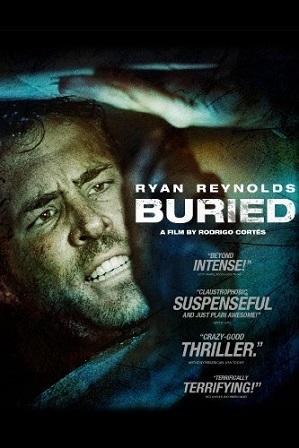 Buried (2010) Full Hindi Dual Audio Movie Download 480p 720p Bluray