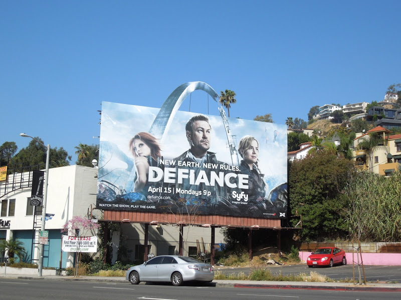 Defiance special extension billboard