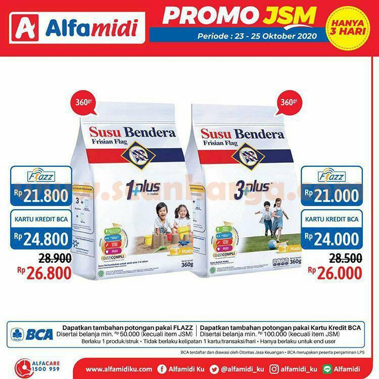 Katalog Promo JSM Alfamidi 23 - 25 Oktober 2020 19
