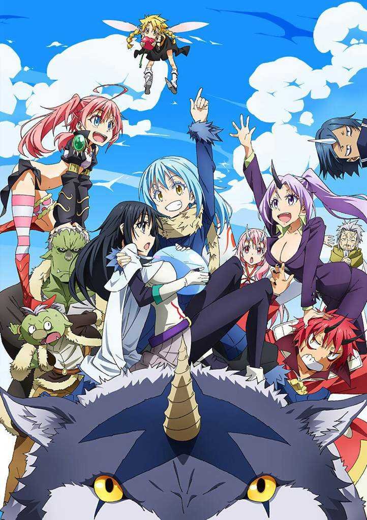 1611467267709 - Tensei Shitara Slime Datta Ken (25/25)+(OVAS) Sub Español  - Anime Ligero [Descargas]