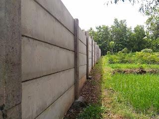 pagar beton boyolali