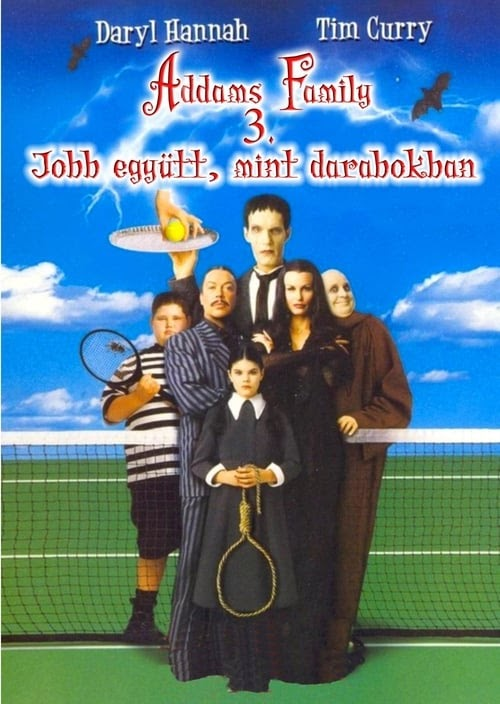 La Famille Addams Les Retrouvailles : famille, addams, retrouvailles, Release