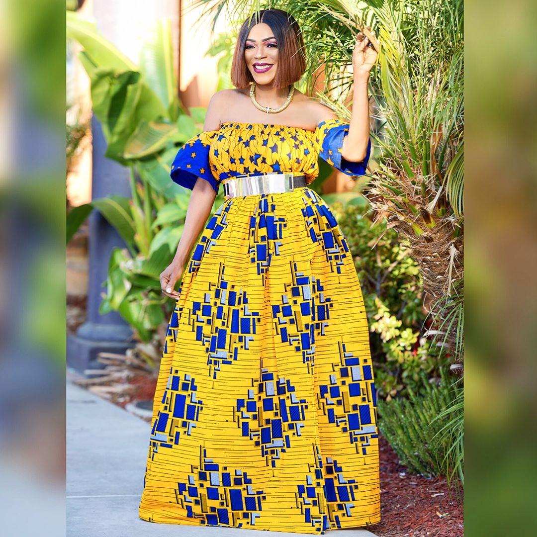 Latest Ankara styles For Women