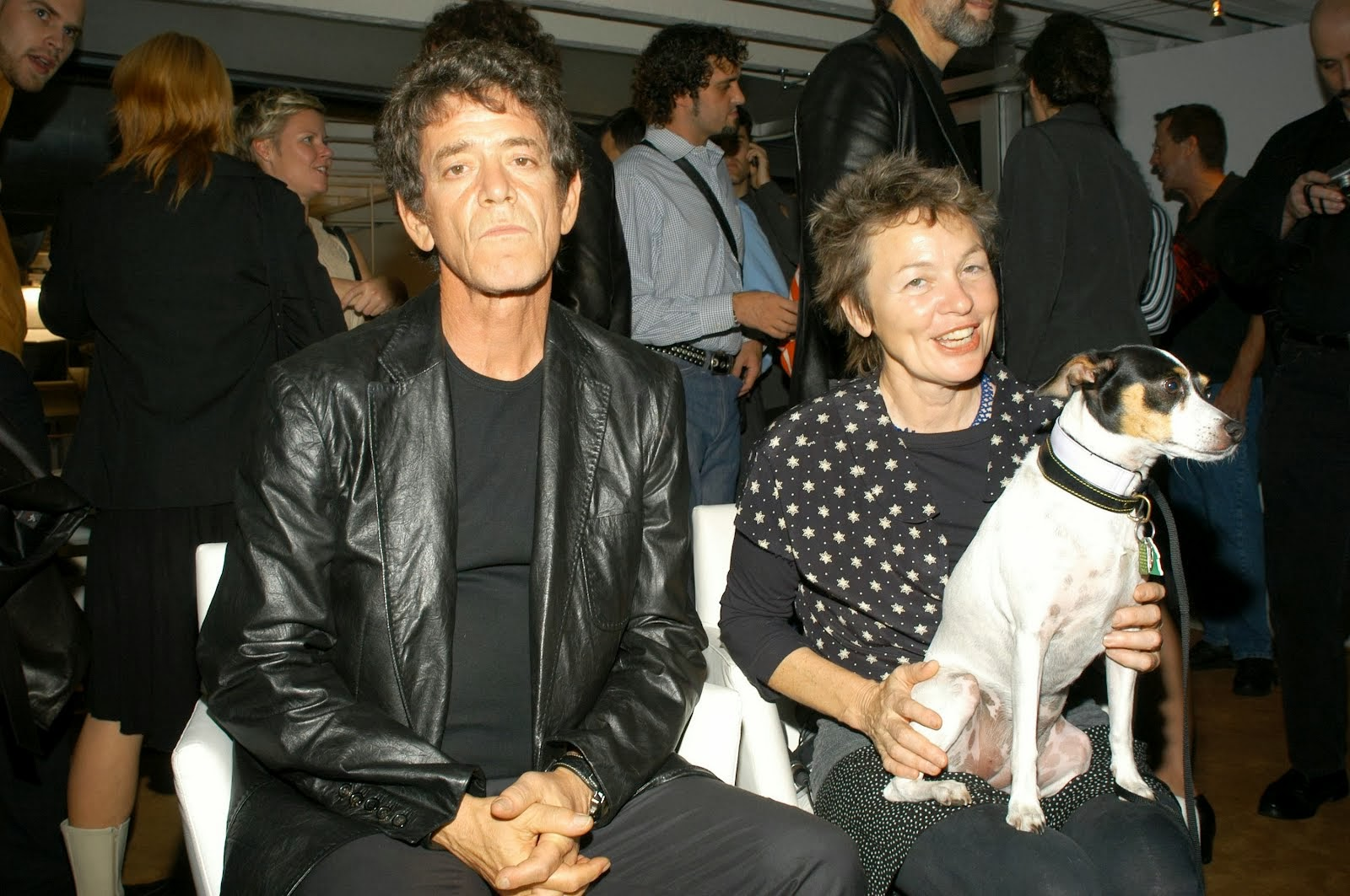 Artists' Books and Multiples: For Lou Reed