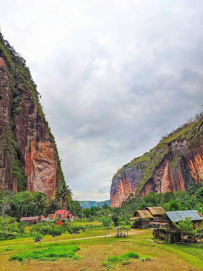 The Harau Valley, Perfect Holiday Getaway Surrounded by the Chirping Birds