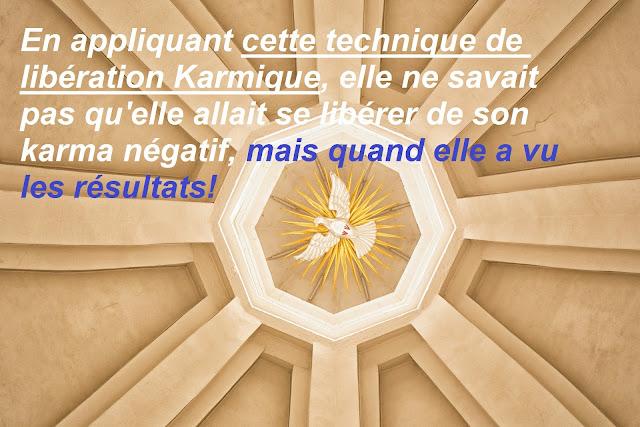 liberation noeud karmique,  les maladies karmiques,  liberation des memoires ancestrales,  comment nettoyer son karma,  calcul noeud karmique,