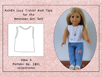 Buy it now doll clothes pattern