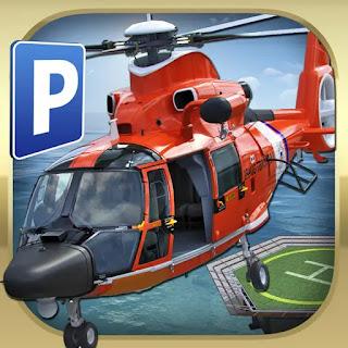 إلعب لعبة محاكاة ركن الطائرة الهليوكبتر ثري دي Helicopter Parking Simulator Game 3D
