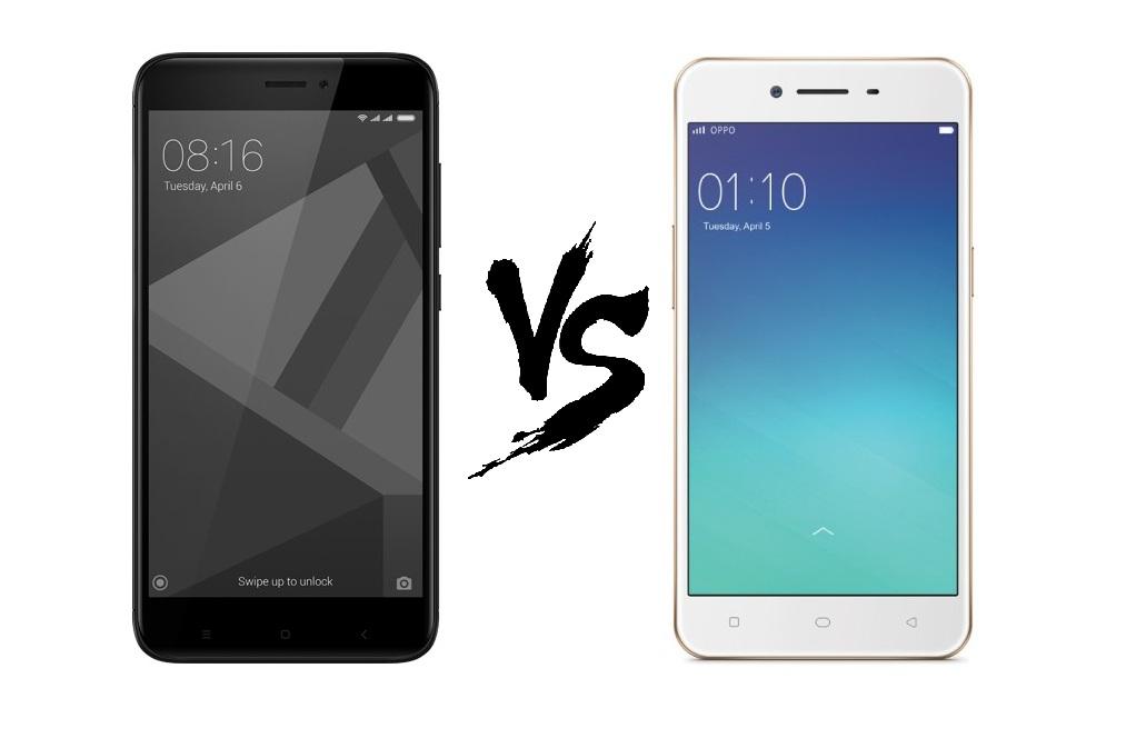 Perbandingan Xiaomi vs Oppo