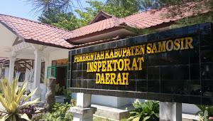 Lupa Tanggal, Inspektorat Samosir Ngaku Sudah Periksa Asisten I