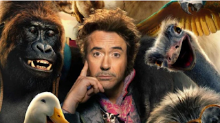 Dolittle new movie breakdown and review and download 480p,hd!!, Robert Downey Junior