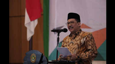 Muktamar IPHI, Wamenag:  Menjadi Haji  Sepanjang Hayat