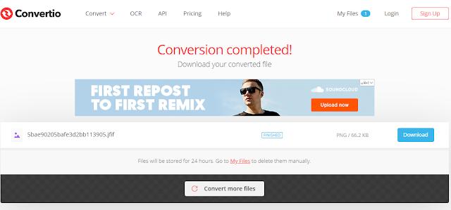 Convert all Image Formats Online