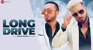 LONG DRIVE Lyrics - Ace Saib x Kanika Kapoor