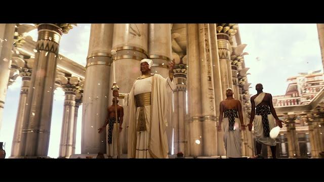 Dioses de egipto - Latino - 1080p - Captura 2