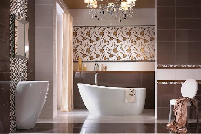 Get Smart Interiors For Your House Wall with Digital Wall Tiles