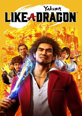 Capa do Yakuza: Like a Dragon