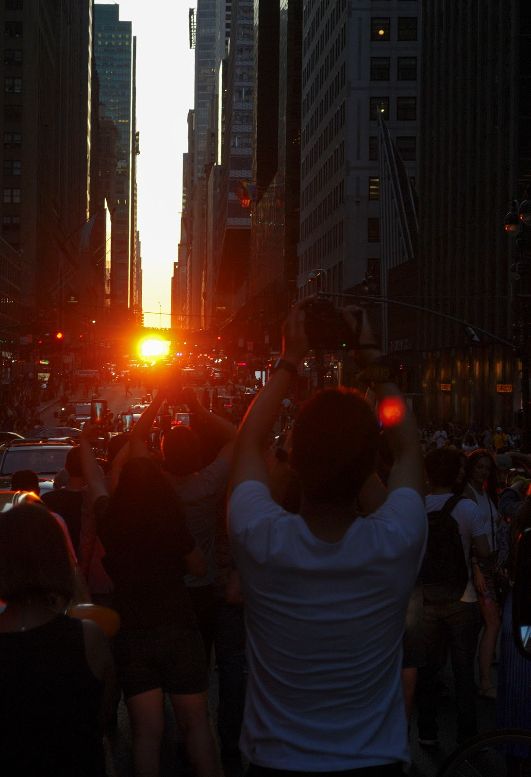 new york itinerary guide plan manhattanhenge solstice manhattan