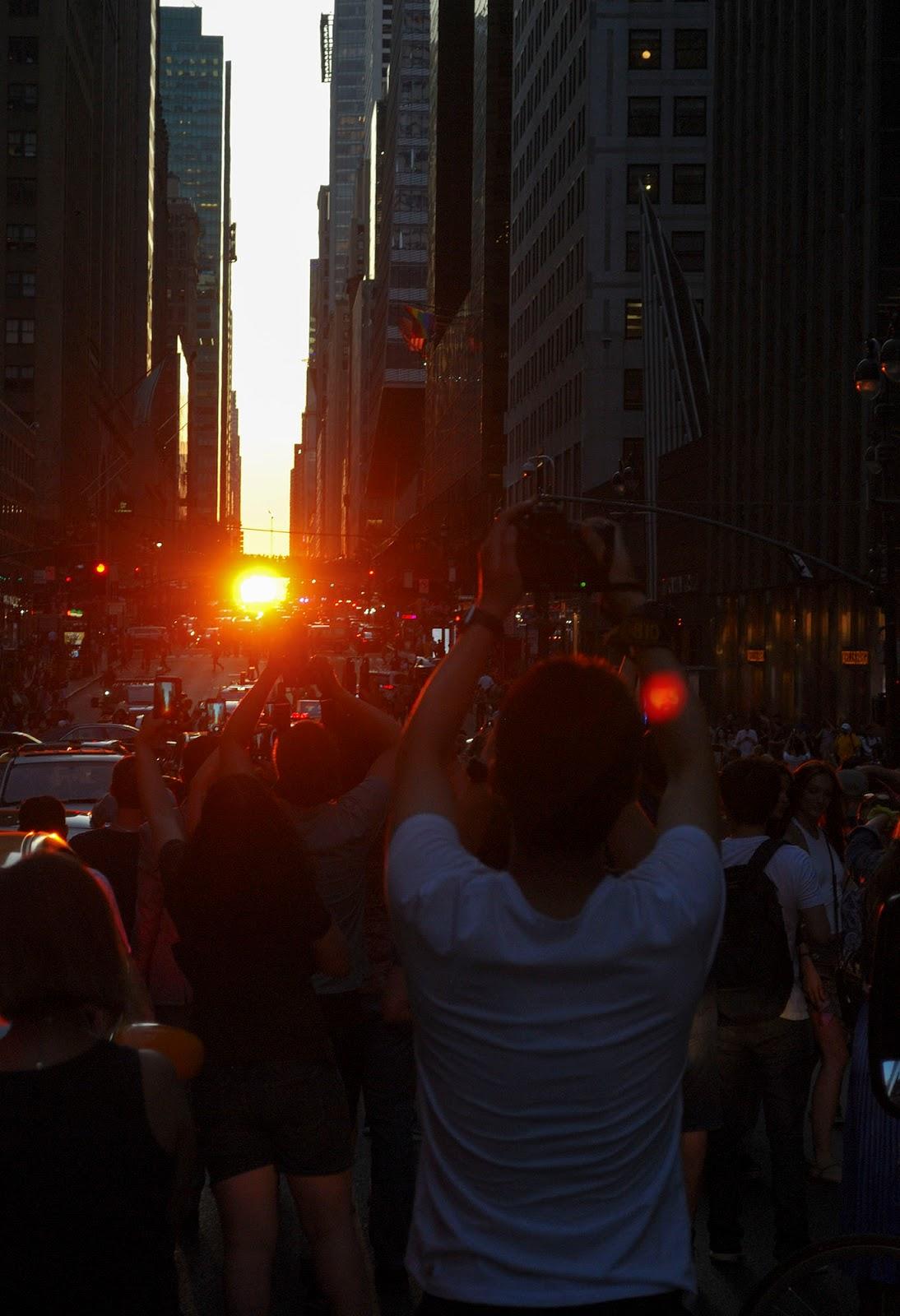 new york itinerary guide plan manhattanhenge solstice manhattan