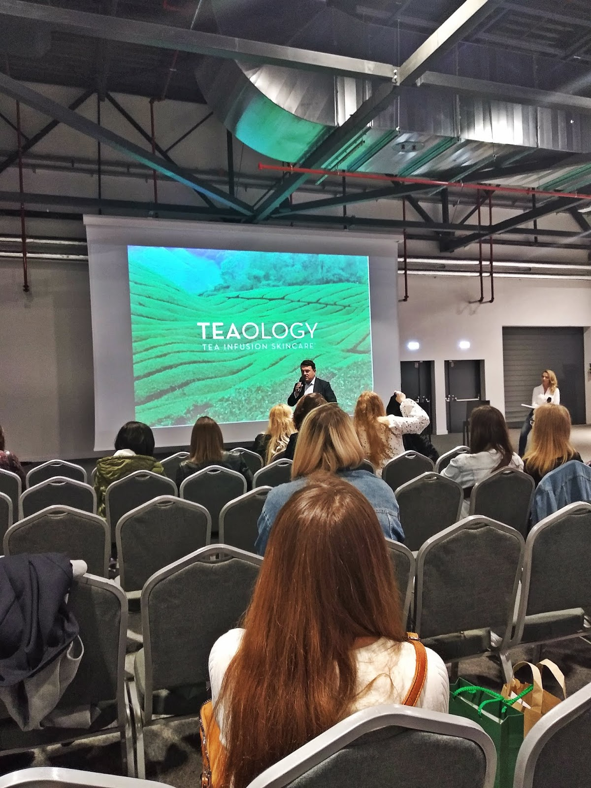 Influencers about beauty agnecja blogmedia targi beauty forum karyn blog modowy teaology