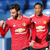EPL: Cavani seals Victory for Manchester United over Everton