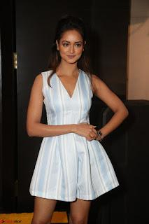 Shanvi Looks super cute in Small Mini Dress at IIFA Utsavam Awards press meet 27th March 2017 15.JPG