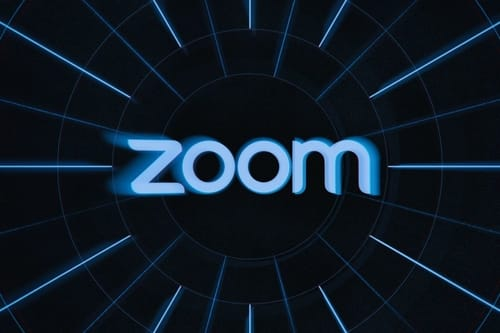 Zoom allows you to suspend the meeting to stop disruptions