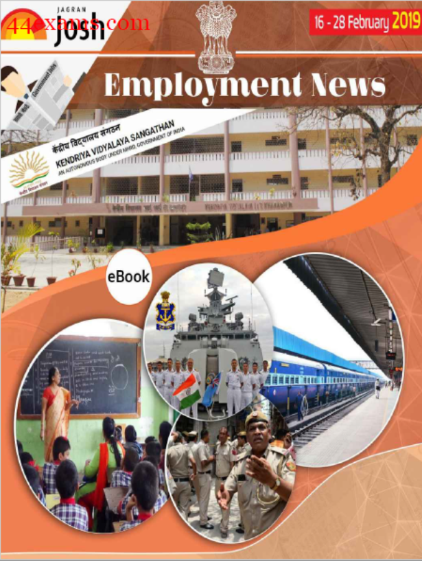 Employment News 16-28 February : For All Competitive Exam PDF Book