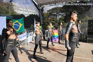 IMG 9810 - 13ª Parada do Orgulho LGBT Contagem reuniu milhares de pessoas