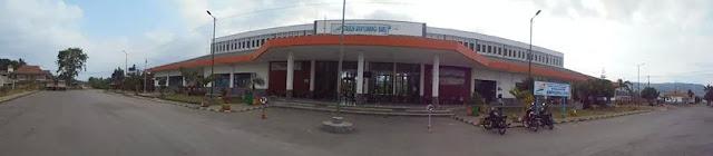 Stasiun kereta api Banyuwangi Baru Kabupaten Banyuwangi