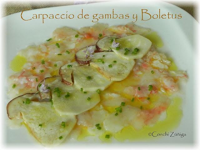 https://cocinandosetas.blogspot.com.es/2015/12/carpaccio-de-gambas-y-boletus.html