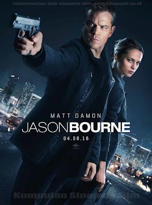 Sinopsis Film Bourne 5 (2016)