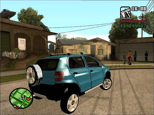 BAIXAKI PC PARA ANDREAS GTA 80 CARROS SAN BAIXAR BRASILEIROS