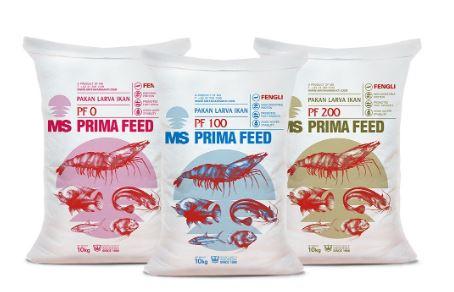 Pakan Lele Merk Prima Feed (PF 0, 100, 200, 500, 800 & 1000)