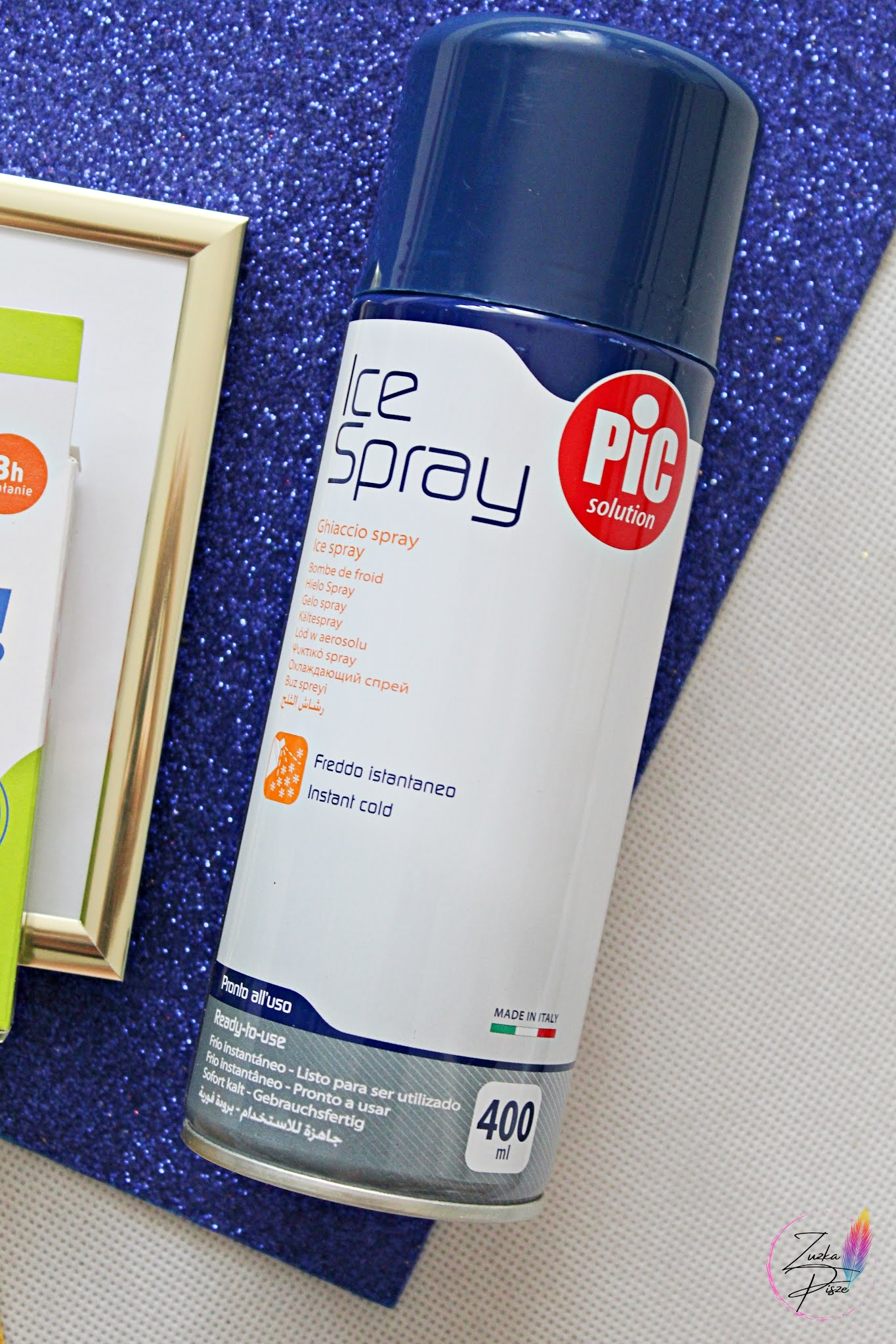 PIC Solution - Ice Spray