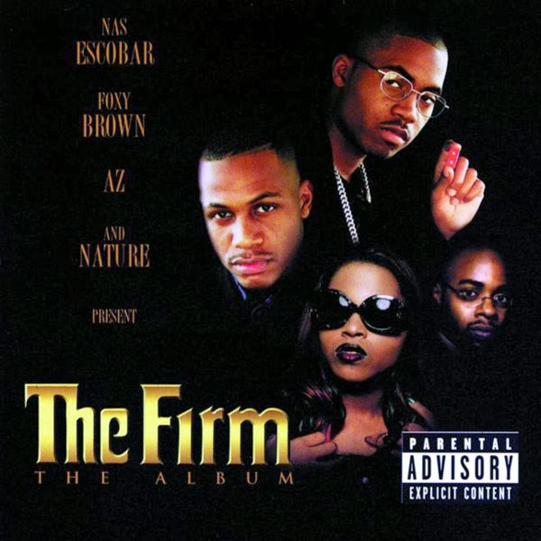 The Firm - The Album  Cover
