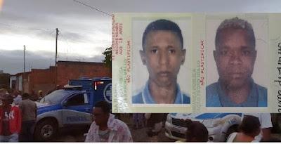 Site com notícias do Recôncavo Baiano, Duplo homicídio é registrado no bairro Papagaio, em Feira de Santana